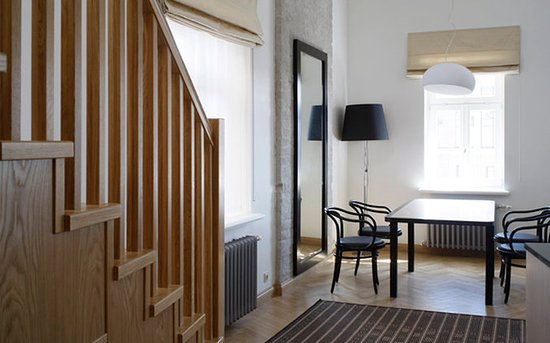 Neiburgs Hotel: 2-Story Deluxe Suite