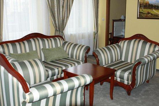 Teplice, Repubblica Ceca: Giovanni Luxury Apartment