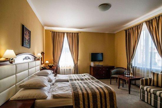 Teplice, Repubblica Ceca: Superior Double Room
