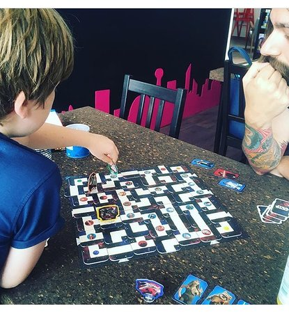 Playopolis Board Game Cafe