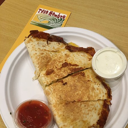 Warwick, NY: Steak Quesadilla