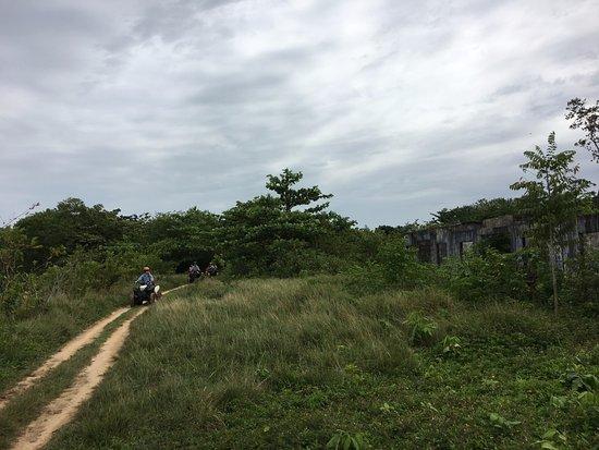 Pueblo de Bocas, Panamá: The Noriega drug operation