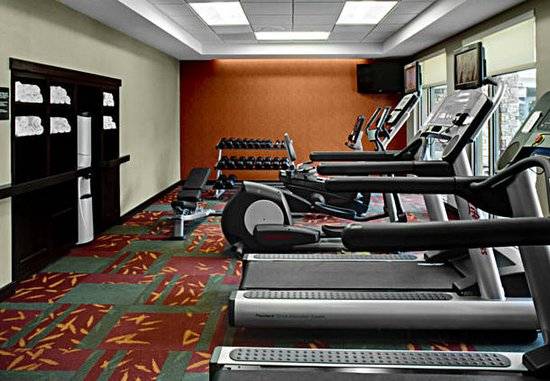 Jackson, TN: Fitness Center
