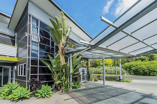 วางกานูอี, นิวซีแลนด์: External Reception Area