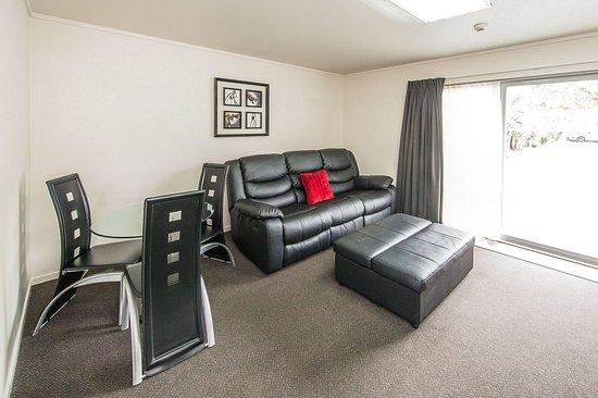 Whanganui, Nuova Zelanda: 1 Bedroom Spa Unit