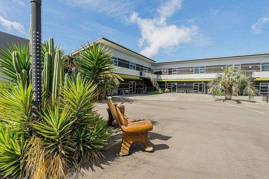 Whanganui, Selandia Baru: Exterior
