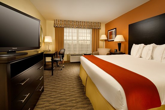 Holiday Inn Express & Suites Manassas: King Bed Guest Room
