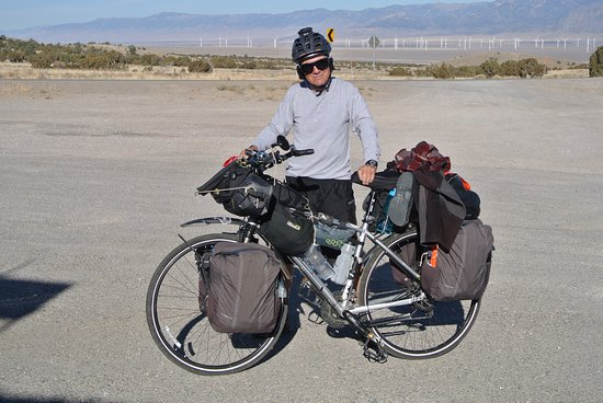 Nevada: Wide open spaces and long roads make biking irresistible.