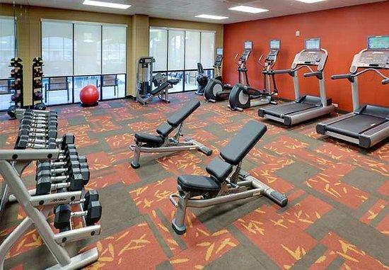 Cheektowaga, نيويورك: Fitness Center
