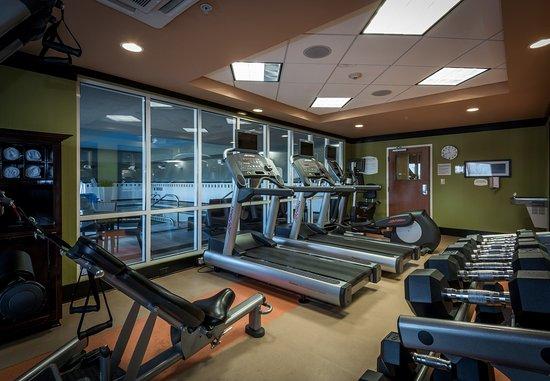 Saltillo, Μισισιπής: Fitness Center