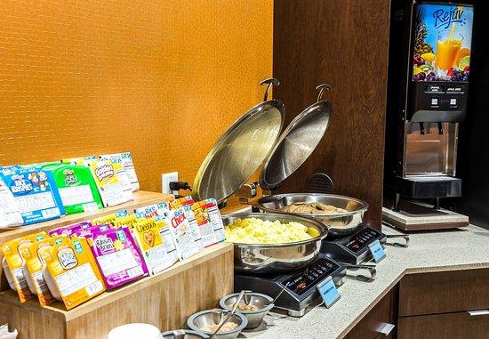 New Cumberland, Pensilvania: Breakfast Buffet