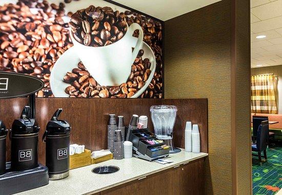 New Cumberland, Pensilvania: Coffee Station