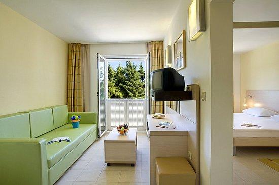 Valamar Pinia Hotel: Suite