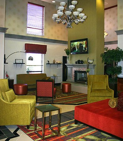 Fairfield Inn & Suites Tucson North/Oro Valley: Lobby