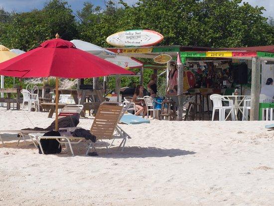เดอะแวลลีย์, แองกวิลลา: Beach Shack