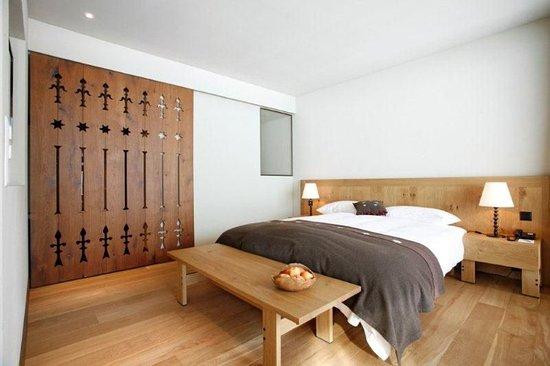 Melchsee-Frutt, Schweiz: BudgetDouble Room Mountainview