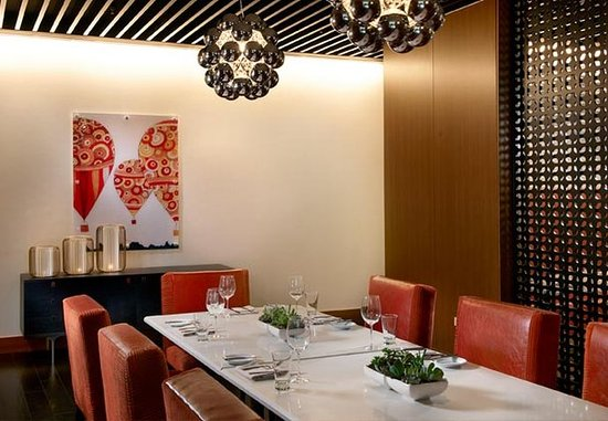 Naperville, IL: Private Dining Area