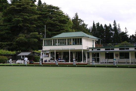 Κουίνσταουν, Νέα Ζηλανδία: Bowling Club House