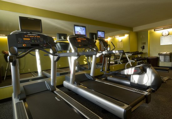 Ирвинг, Техас: Fitness Center