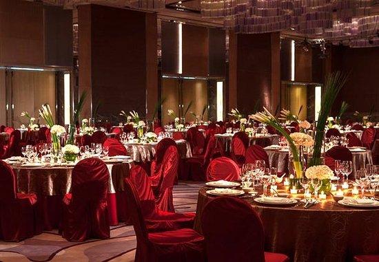 Huizhou, China: Ballroom - Social Event Style