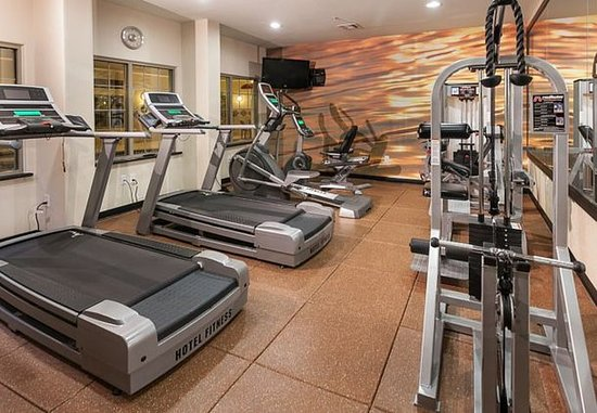 Woodway, Τέξας: Fitness Center