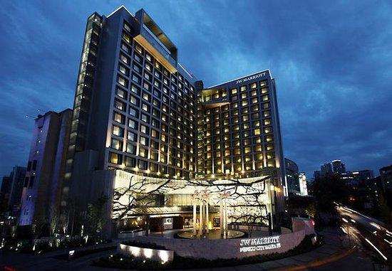JW 메리어트 호텔 멕시코 시티 산타페