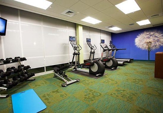 King of Prussia, Pensilvania: Fitness Center