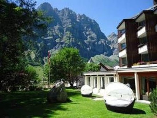 Leukerbad, Schweiz: Hotel Park