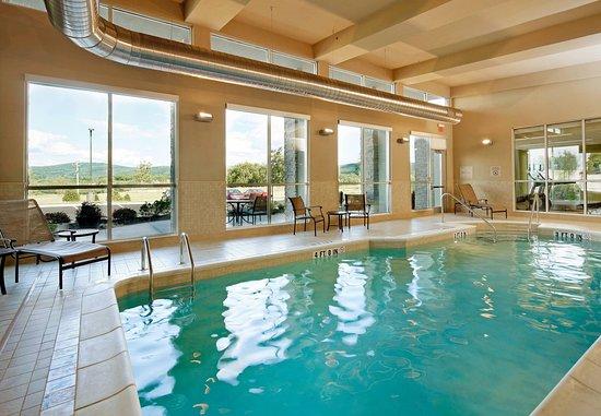 Latrobe, PA: Indoor Pool