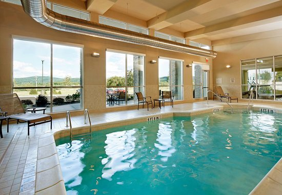 Latrobe, Pensylwania: Indoor Pool