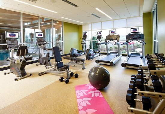 Latrobe, Pensylwania: Fitness Center