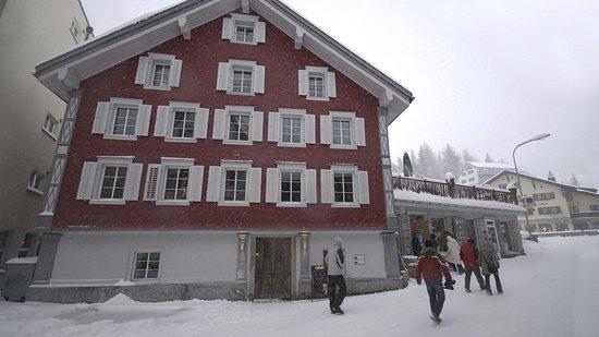 Andermatt, Svizzera: Winer View