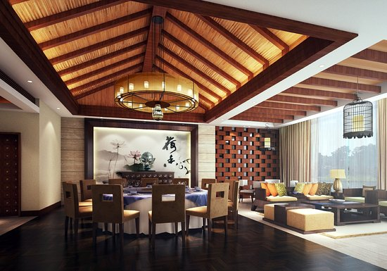 Jianyang, Chiny: Chinese Restaurant Private Room