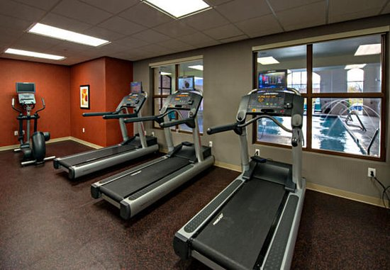 Idaho Falls, ID: Fitness Center
