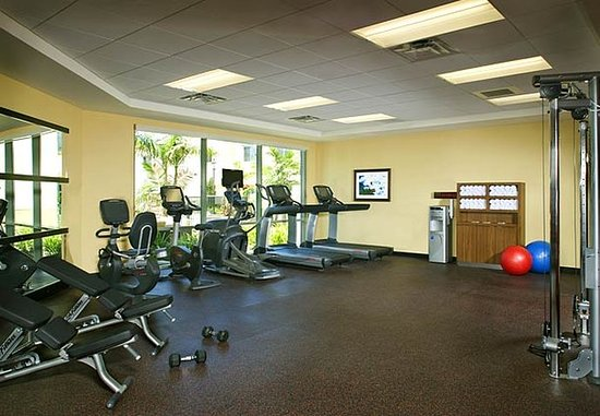 Goleta, Califórnia: Fitness Center