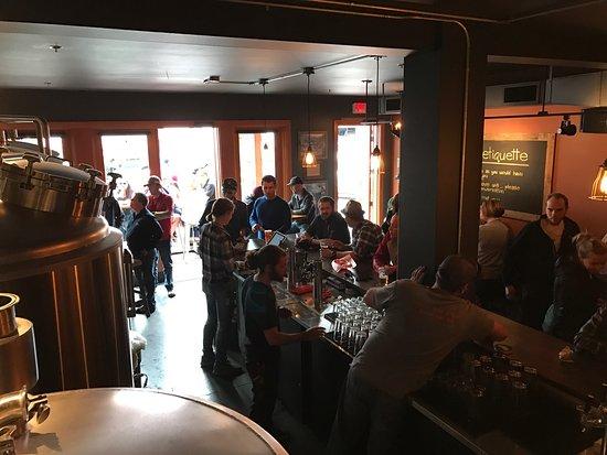 Leavenworth, WA: Blewett Brewery