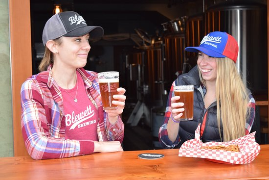 Leavenworth, WA: Blewett Brewery