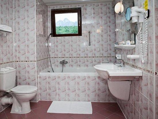 Vysoke Tatry, Slowakije: Bath