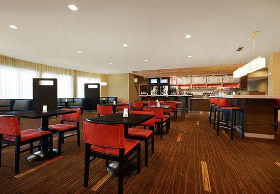 Oneonta, Estado de Nueva York: The Bistro Dining Area