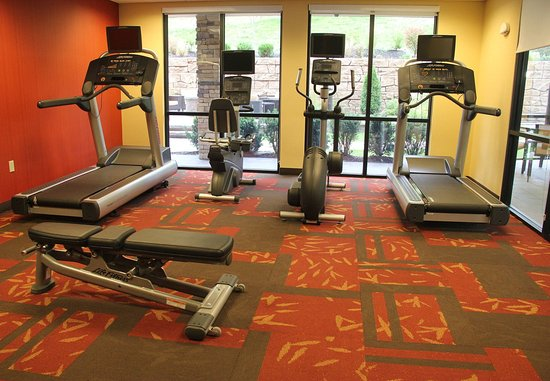 Oneonta, Estado de Nueva York: Fitness Center