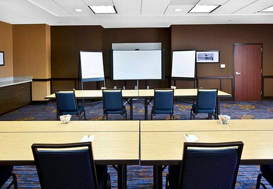 Salisbury, Carolina del Norte: Meeting Room – Classroom Setup