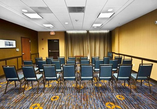 Salisbury, Carolina del Norte: Meeting Room – Theater Setup