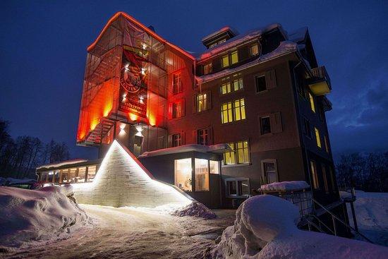 Hasliberg, Suiza: Exterior