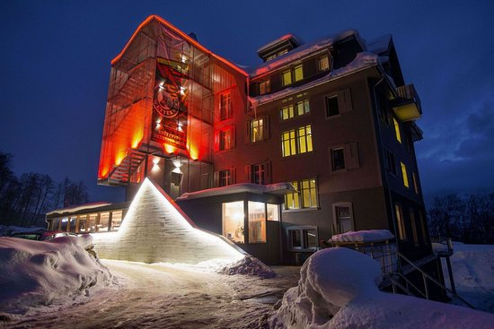 Hasliberg, Switzerland: Exterior