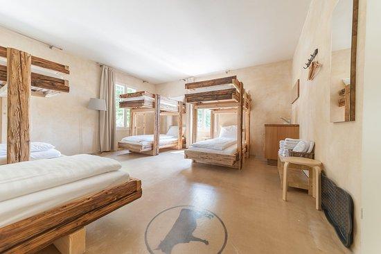Hasliberg, Suiza: Dorm / groups