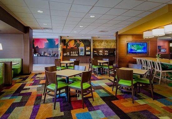 DuBois, PA: Breakfast Area