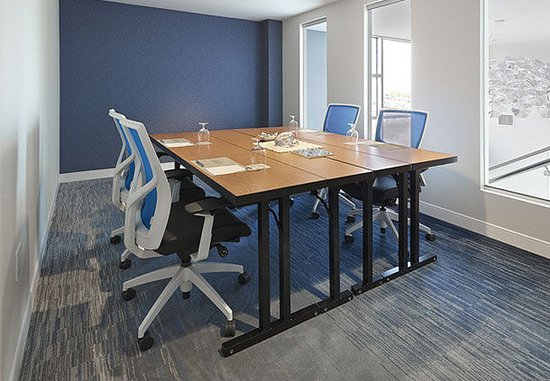 Leduc, Kanada: Meeting Room – Boardroom Setup