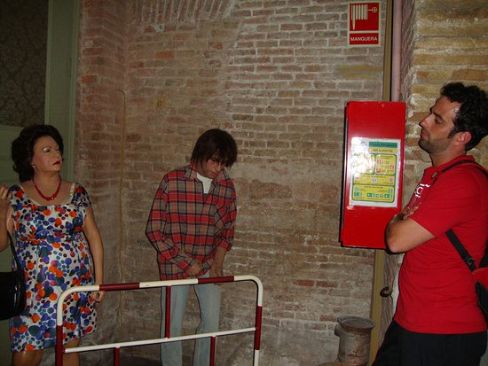 Province of Barcelona, สเปน: Museo de Cera