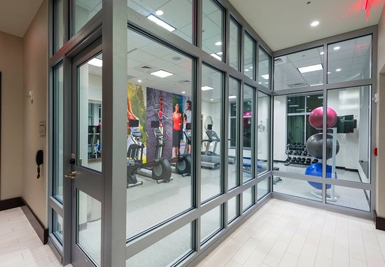 Needham, MA: Fitness Center