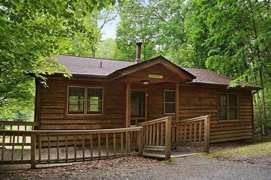 Spruce Pine, North Carolina: Guest room